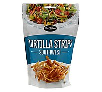 Mrs. Cubbisons Tortilla Strips Southwest Flavor - 4 Oz