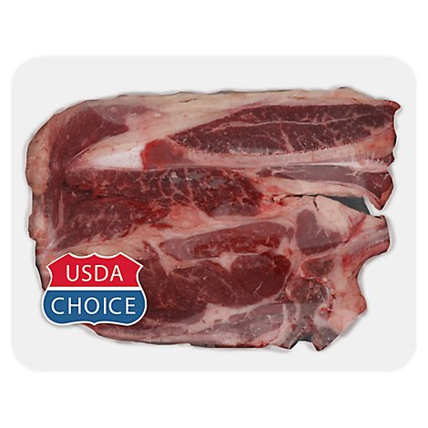 Meat Counter Beef USDA Choice Chuck Blade Steak - 1.50 LB