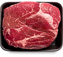 USDA Choice Beef Boneless Chuck Roast - 3 Lbs.