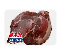 Meat Counter Beef USDA Choice Steak Chuck Eye Boneless - 1.00 LB