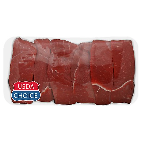 Meat Counter Beef USDA Choice Ribs Chuck Country Style Ribs Boneless - 1.50 LB