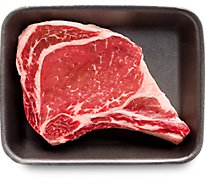 USDA Choice Beef Rib Steak Bone In - 2 Lb (Approx Weight)