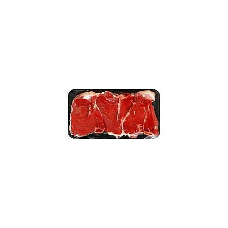 Meat Counter Beef USDA Choice Steak Loin Porterhouse Value Pack - 3.50 LB