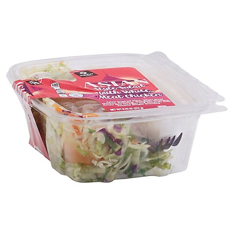 Signature Cafe Asian Style Salad with Chicken - 10.25 Oz