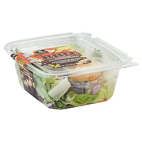 Signature Cafe Bbq Style Salad With Chicken - 11.5 Oz
