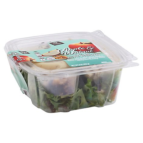 Signature Cafe Apple Chicken Walnut Salad - 9.5 Oz