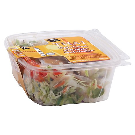 Signature Cafe Thai Style Salad With Chicken - 12 Oz