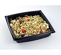 Deli Counter Greek Orzo Salad - .50 Lb.