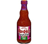 Franks RedHot Hot Sauce Sweet Chili - 12 Fl. Oz.