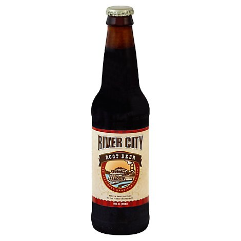 River City Root Beer - 12 Fl. Oz.