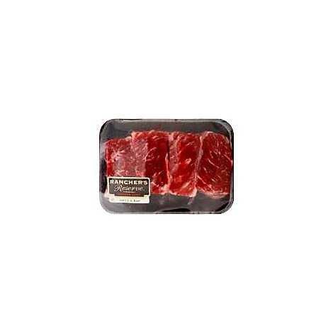 Meat Counter Beef USDA Choice Chuck Short Rib Boneless Extreme Value Pack - 3 LB