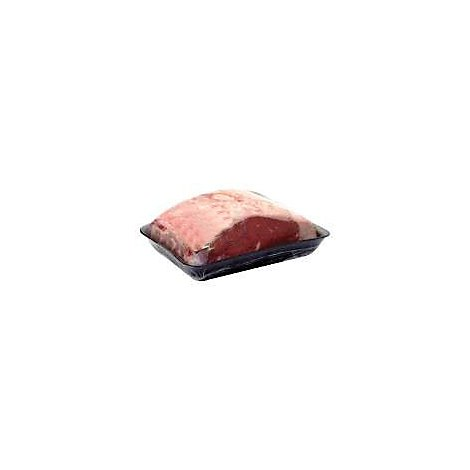 Meat Counter Beef USDA Choice Top Loin Roast Boneless - 4 Lb