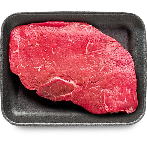 Meat Counter Beef USDA Choice Steak Top Sirloin Boneless Value Pack - 3.50 LB