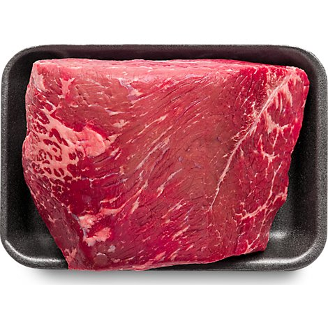Meat Counter Beef USDA Choice Roast Round Tip - 3.50 LB