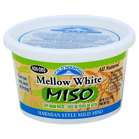 Cold Mountain Kyoto White Miso - 14 Oz