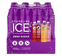 Sparkling Ice Sparkling Water Variety Pack 12-17 fl. oz. Bottles