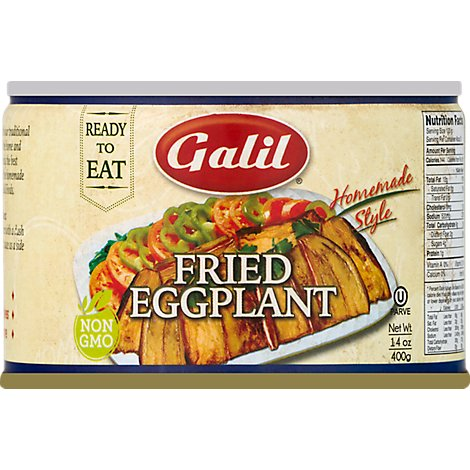 Galil Homemade Style Fried Eggplant - 14 Oz