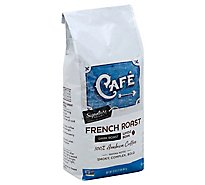 Signature SELECT Coffee Whole Bean Dark Roast French Roast - 32 Oz