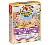 Earths Best Organic Whole Grain Multi Grain Cereal - 8 Oz