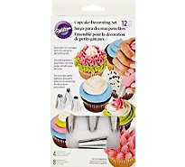 Wilton Decorating Set Cupcake - Each