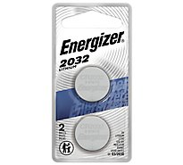 Energizer 2032BP-2N Multipurpose Battery - 2 Pack