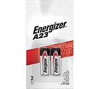 Energizer A23BPZ-2 Multipurpose Battery - Alkaline Manganese Dioxide - 2 Pack
