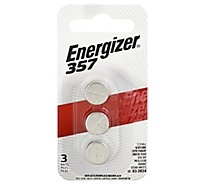 Energizer 357BPZ-3 Multipurpose Battery - Silver Oxide - 3 Pack