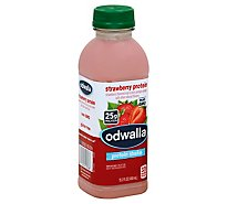 Odwalla Protein Shake Strawberry Protein - 15.2 Fl. Oz.