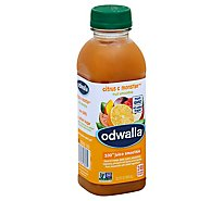 Odwalla Flavored Smoothie Blend C Monster Citrus - 15.2 Fl. Oz.