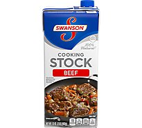 Swanson Cooking Stock Beef - 32 Oz