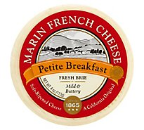Marin French Petite Breakfast Cheese - 4 Oz