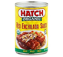 HATCH Organic Sauce Red Enchilada Mild - 15 Oz