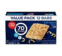 Fiber One Baked Bars 90 Calories Lemon Bar Value Pack - 12-0.89 Oz