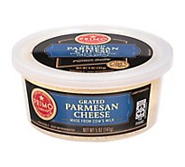 Primo Taglio Cheese Parmesan Grated - 5 Oz