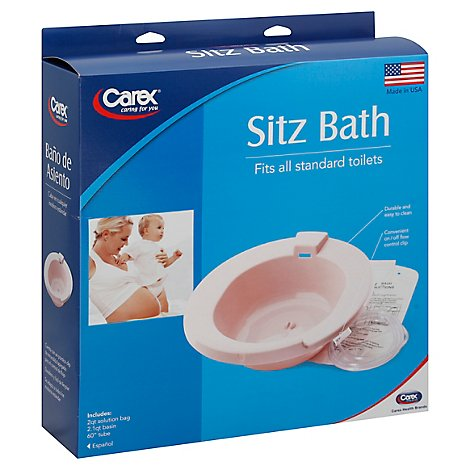 Sitz Bath - Each