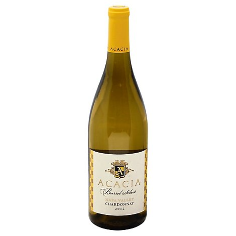 Acacia Vineyard Barrel Select Chardonnay Wine - 750 Ml