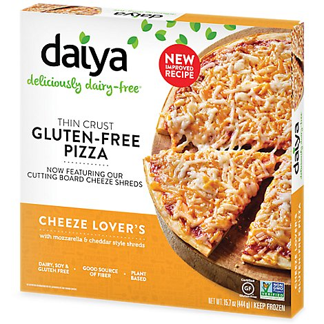 Daiya Pizza Cheeze Lovers Frozen - 14.6 Oz
