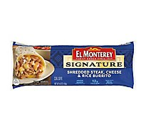El Monterey Steak And Cheese - 5 Oz