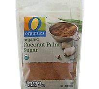 O Organics Organic Sugar Coconut Palm Sugar - 16 Oz