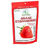 Natures All Foods Strawberry Organic - 1.2 Oz