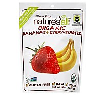 Natures All Foods Banana Strawberry Organic - 1.8 Oz