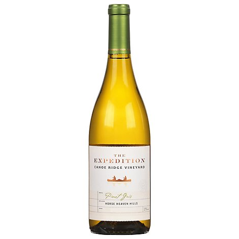 Canoe Ridge Expedition Pinot Gris Wine - 750 Ml