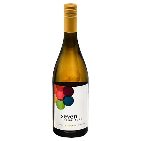 Seven Daughters Chardonnay Wine - 750 Ml