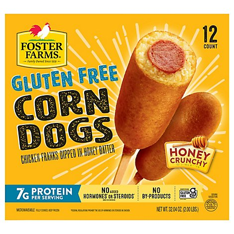 Foster Farms Corn Dogs - 26.7 Oz