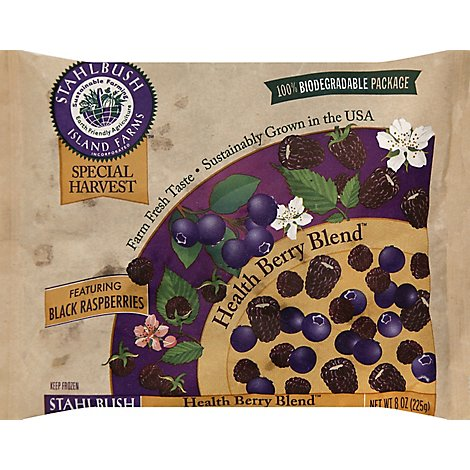 Stahlbush Island Farms Berry Blend Healthy - 8 Oz