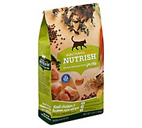 Rachael Ray Nutrish Dry Cat Food Real Chicken & Brown Rice Recipe - 3 Lb