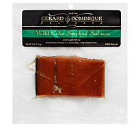 Gerard & Dominique Smoked Salmon Coho Hot - 4 Oz