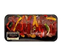 Meat Counter Beef Round Tip For Fajitas - 1.25 LB