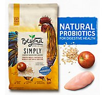 Beyond Cat Food Simply White Meat Chicken & Whole Oat Meal Recipe - 6 Lb