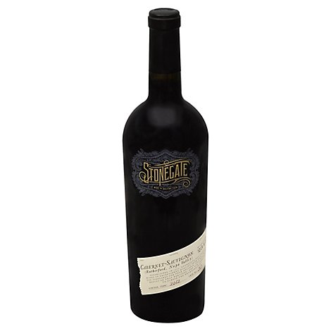 Stonegate Cabernet Sauvignon Rutherford Napa Valley - 750 Ml